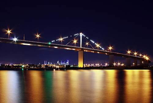 Westgate bridge - Melbourne